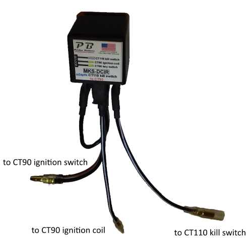 Kill Switch Adaptor CT90