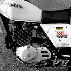 Honda XL's