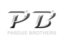 Home of the Pardue Brothers Logo