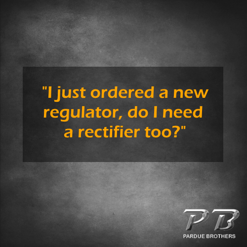 Wondering If You Need a New Rectifier? - Home of the Pardue