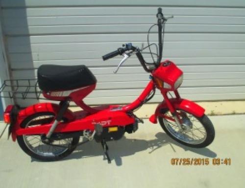 Puch Dart Moped Regulator