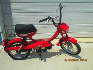 Puch Dart Moped