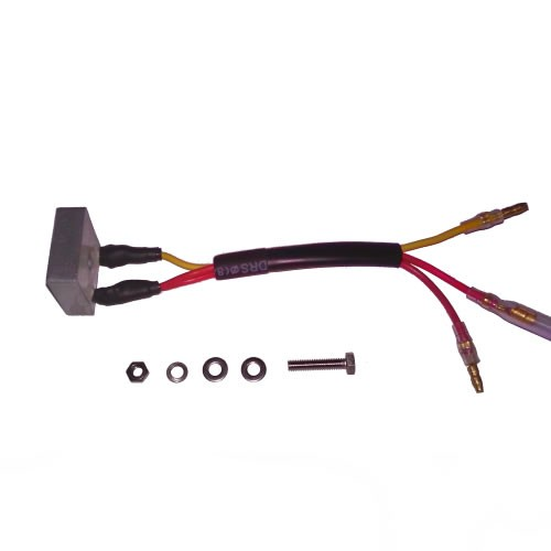 honda s65 rectifier 3 wire shown 2 wire available home of ca100 fearsome extreme halfwave rectifier