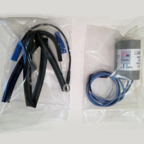 Yamaha DT Headlight Voltage Regulator on
